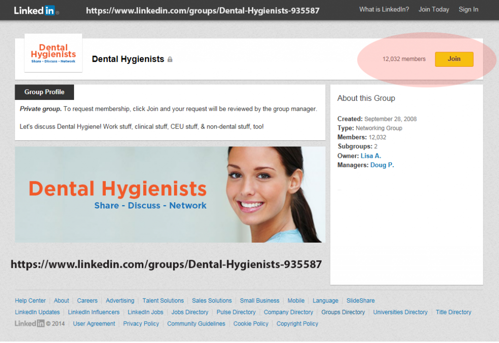Dental-Hygienists-On-LinkedIn